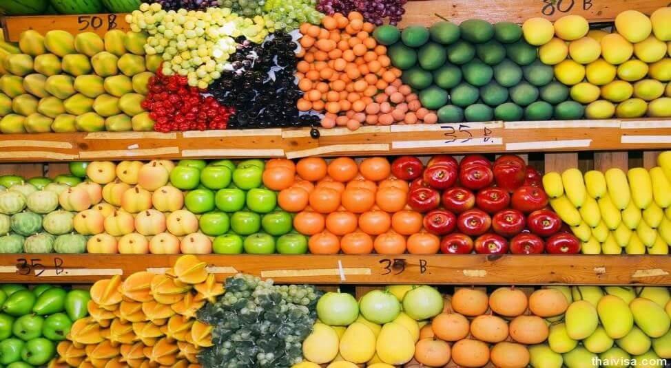 Saudi Arabia foods and vegetables market