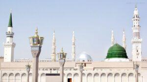 Al Masjid an Nabawi Curfew Lifted